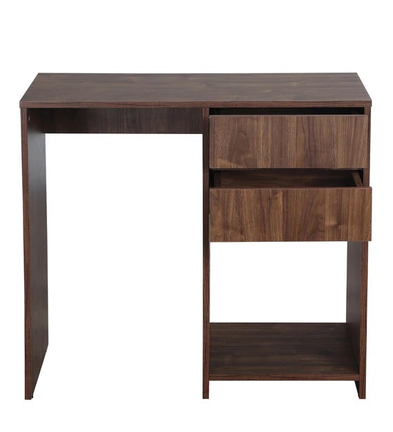 Detec™ Writing Table - Arizona Walnut Color