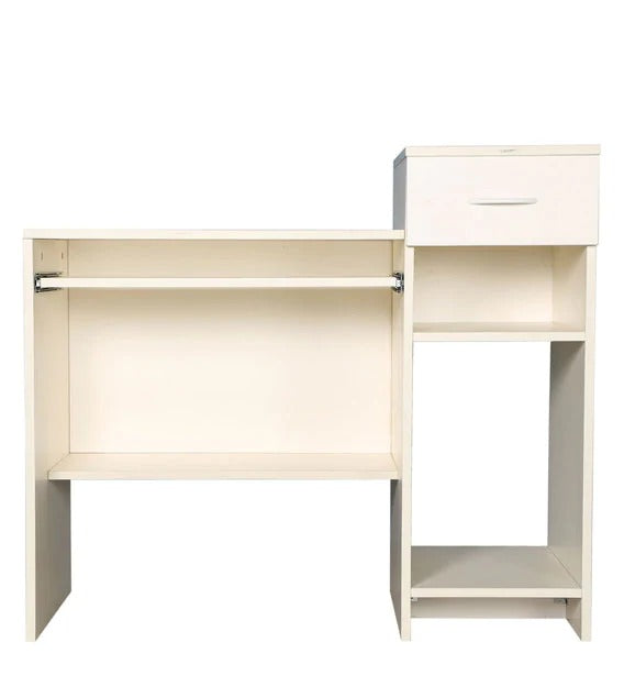 Detec™ Computer Table - White Color