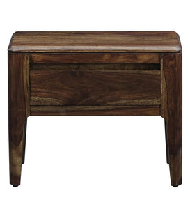 Detec™ Solid Wood Night Stand - Provincial Teak Finish