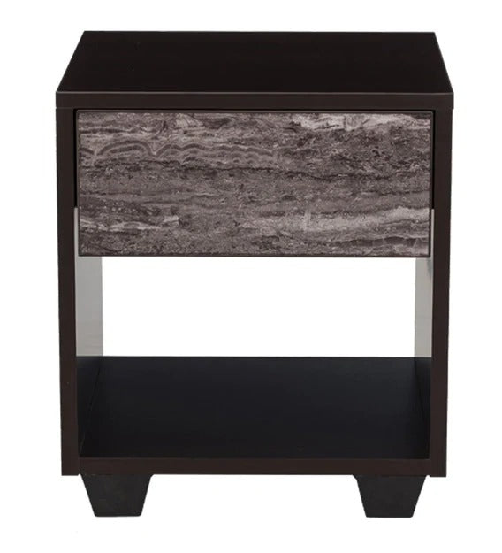 Detec™ Bedside Tabel - Brown Color