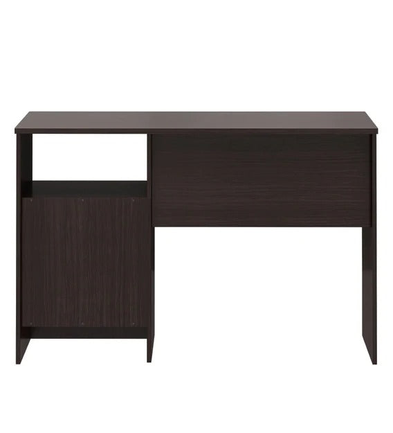 Detec™ Workstation with Cabinet - Wenge Finish