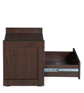 Detec™ Night Stand - Brown Maple Finish