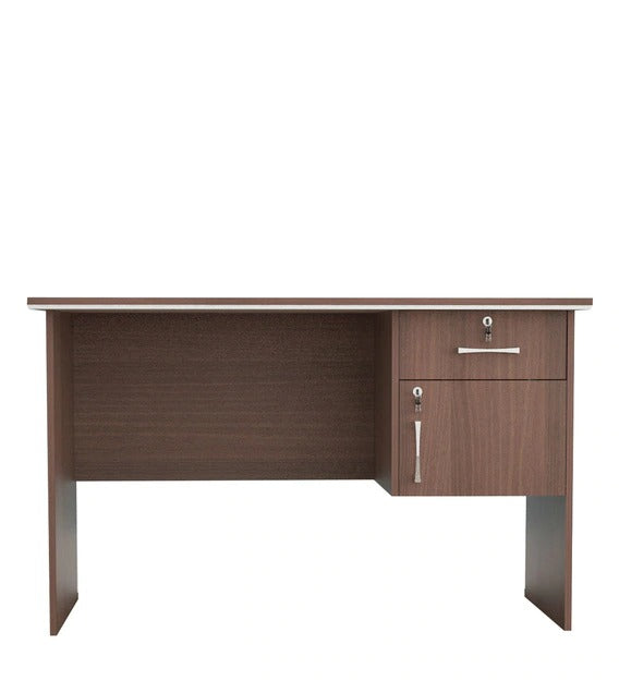 Detec™ Office Table - Acacia Finish