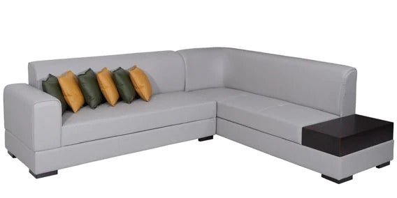 Detec™ Arnulf Corner Sofa - Light Grey Color