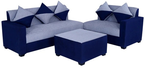 Detec™ Christian Corner Sofa with ottoman