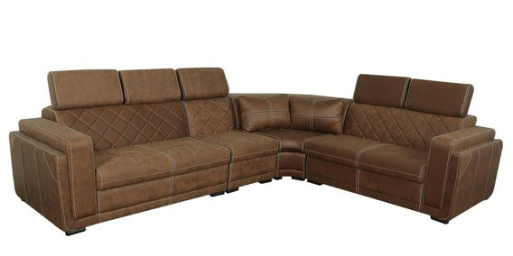 Detec™ Christof Corner Sofa with Upholstery