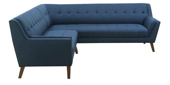 Detec™ Hellmuth RHS Sofa - Blue Color