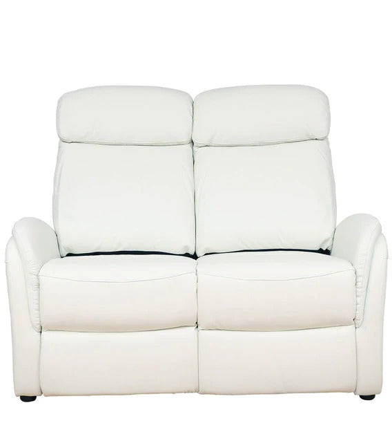 Detec™ Egon 2 Seater Recliner - White Color