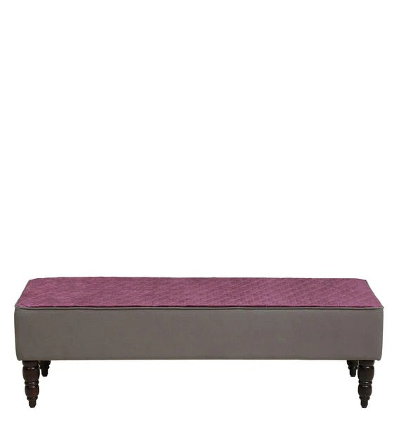 Detec™ Adelaida Bench - Walnut Finish