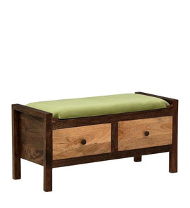 Detec™ Heiner Solid Wood Bench - Natural Finish