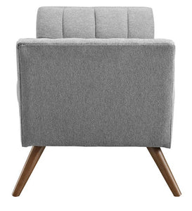 Detec™ Devora Tufted Recamier - Grey Color