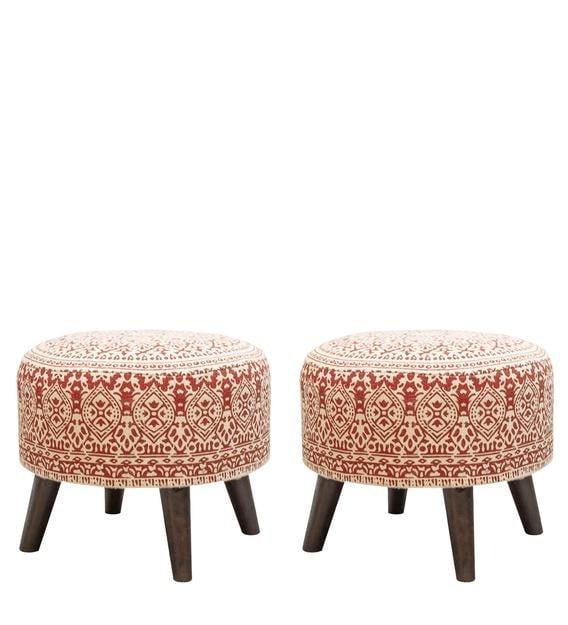 Detec™ Stool (Set of 2) in Different Color