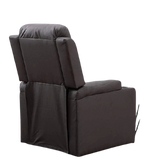Load image into Gallery viewer, Detec™ Frederick Single Seater Manual Recliner - Brown Color