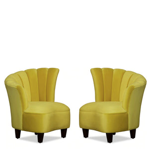 Detec™ Daffodil Chair Set of 2