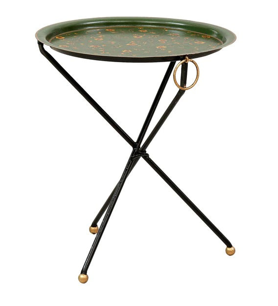 Detec™ End Table - Green Color
