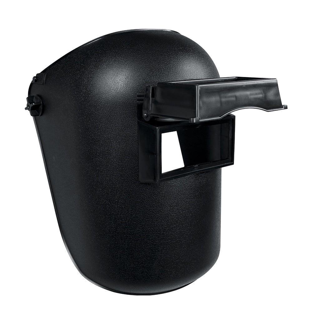 Detec™ PVC Black Welding Head Shield Safe