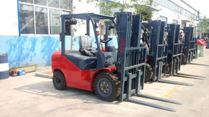 DIESEL FORKLIFTS - Detech Devices Private Limited
