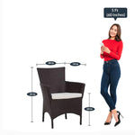 Load image into Gallery viewer, Detec™ Out'n'Out Chair - Wenge Finish