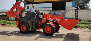 Detec™ Backhoe Loader - Detech Devices Private Limited