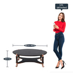 Load image into Gallery viewer, Detec™ Coffee Table - Black Colour
