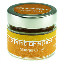 Lade das Bild in den Galerie-Viewer, Gemahlenes Madras Curry im Glas (12,81€/100g)