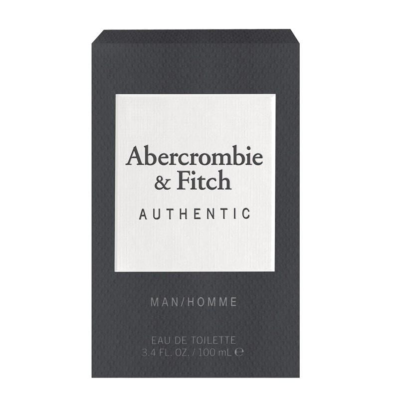 Abercrombie & fitch authentic Men edt 100ml - Valool
