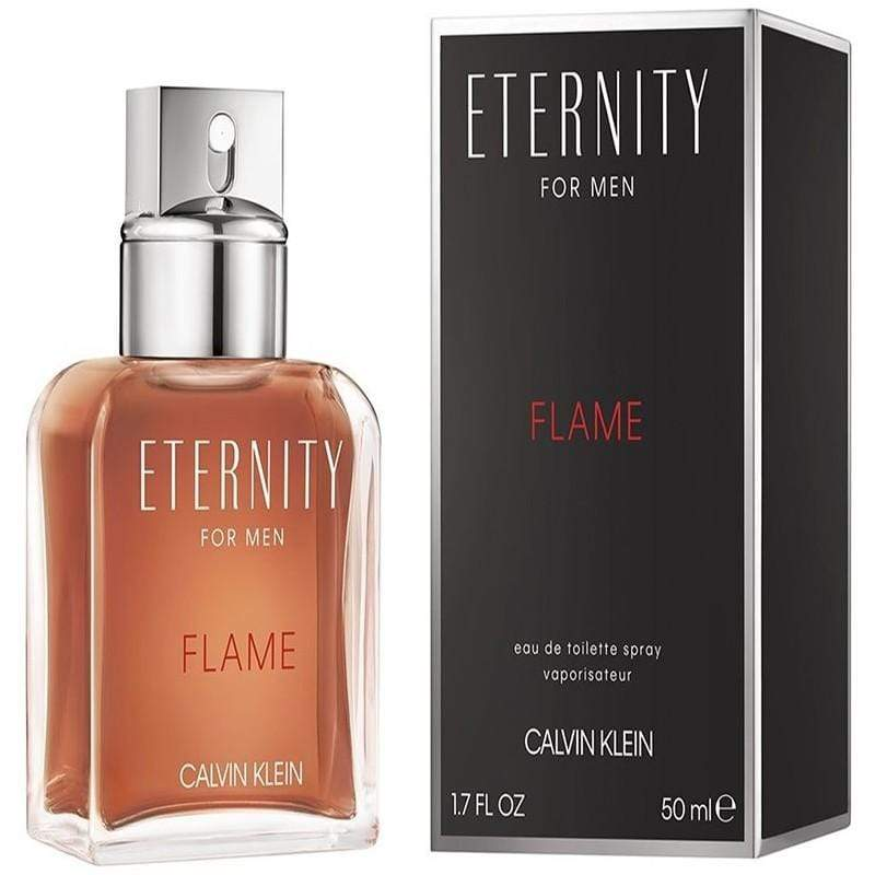Calvin klein eternity flame Men edt 100ml - Valool