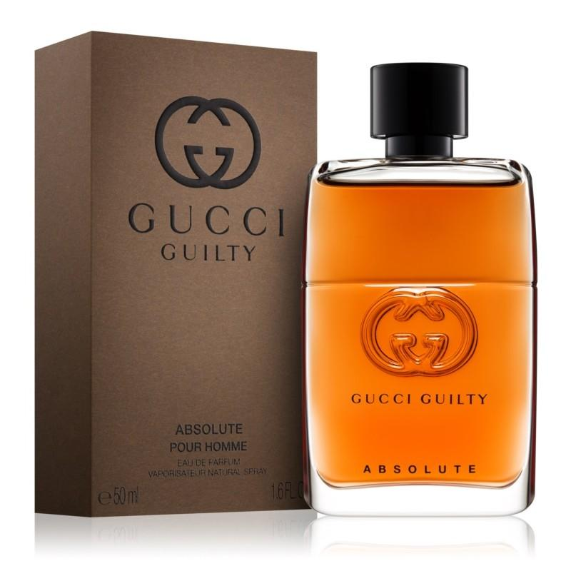 Gucci guilty absolute Men edp 50ml - Valool