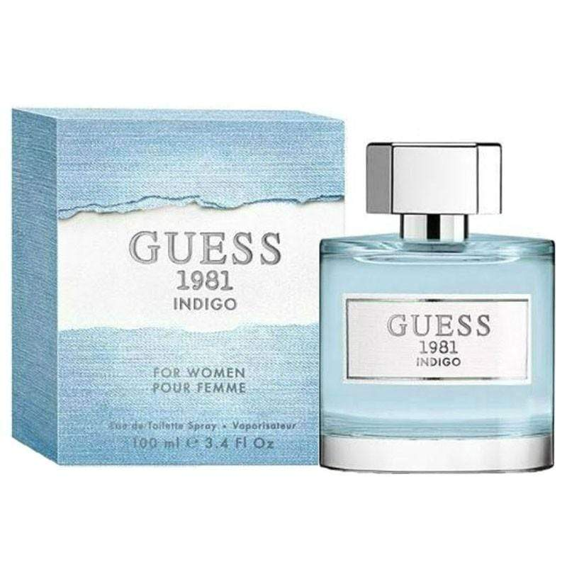 Guess 1981 indigo Women edt 100ml