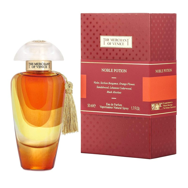 The Merchant Of Venice Noble Potion