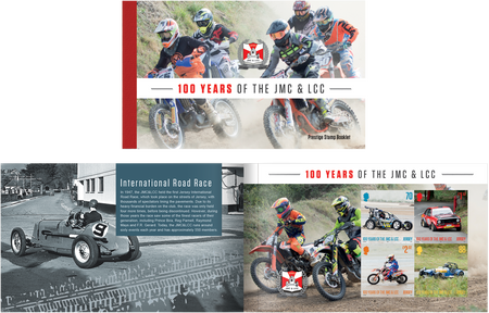 2020 100 Years of the Jersey Motorcycle & Light Car Club - Prestige Booklet