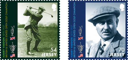 Harry Vardon - 150th Birth Anniversary - Pocket Money Set