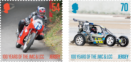100 Years of the Jersey Motorcycle & Light Car Club - Pocket Money Set