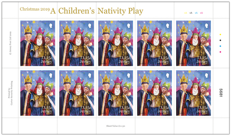 A Children's Nativity Play - £1.15 Sheet of Ten