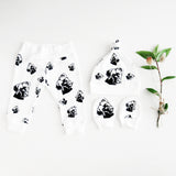Baby gift for Boxer Dog lover Newborn Hat Mittens Leggings