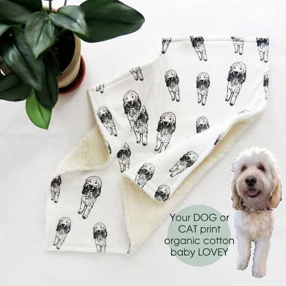 personalised-baby-security-blanket-dog-cat