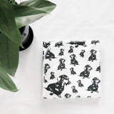 dachshund-print-baby-swaddle-blanket-gender-neutral-organic-cotton