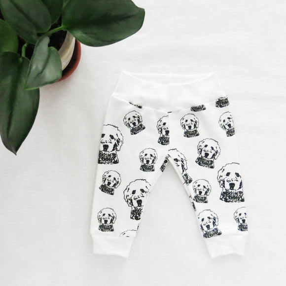 Goldendoodle-baby-leggings