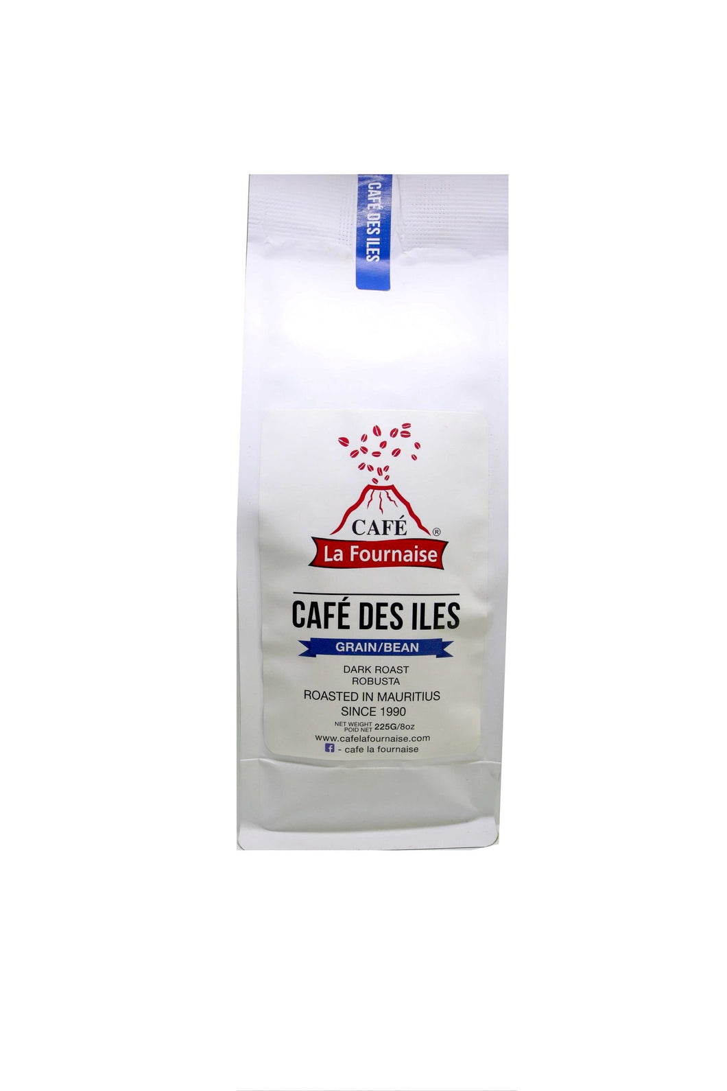Coffee roasted in Mauritius. Ground Coffee. Café des iles. Café, Torrefecation, local, made in mauritius, cafe la fournaise, beans, coffee beans
