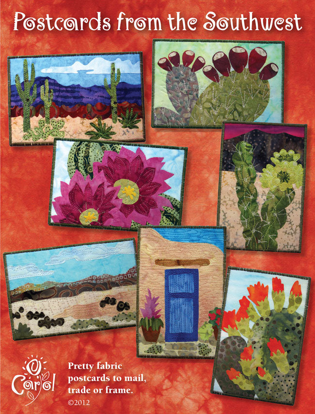 Postcards from the Southwest - pattern