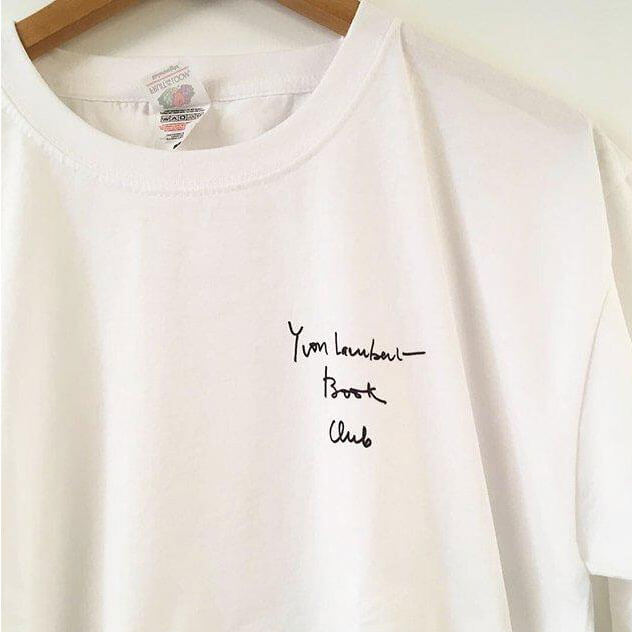 Yvon Lambert Book Club T-Shirt