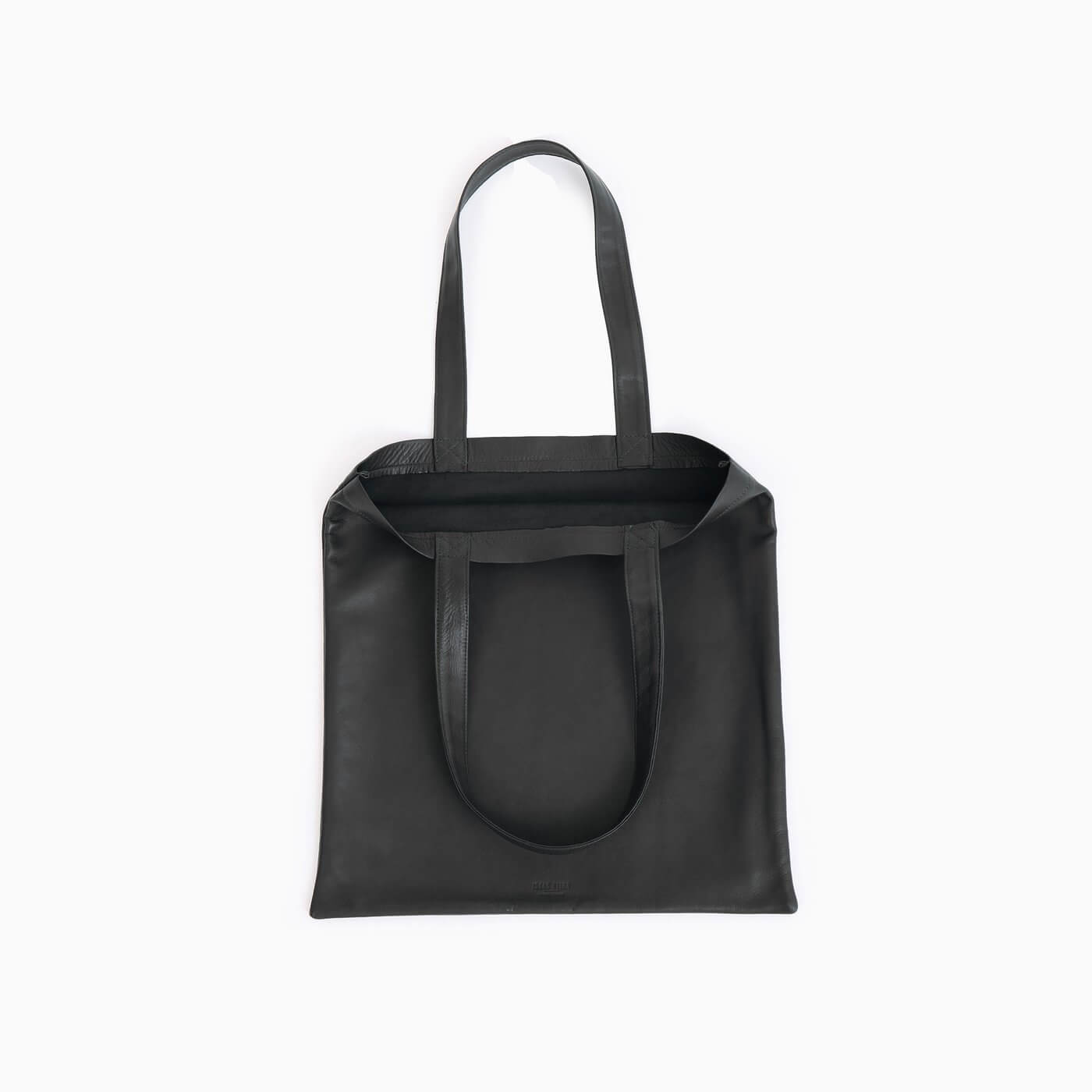 Ultra-Soft Leather Tote