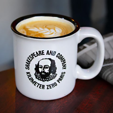 Shakespeare & Company Ceramic Mug