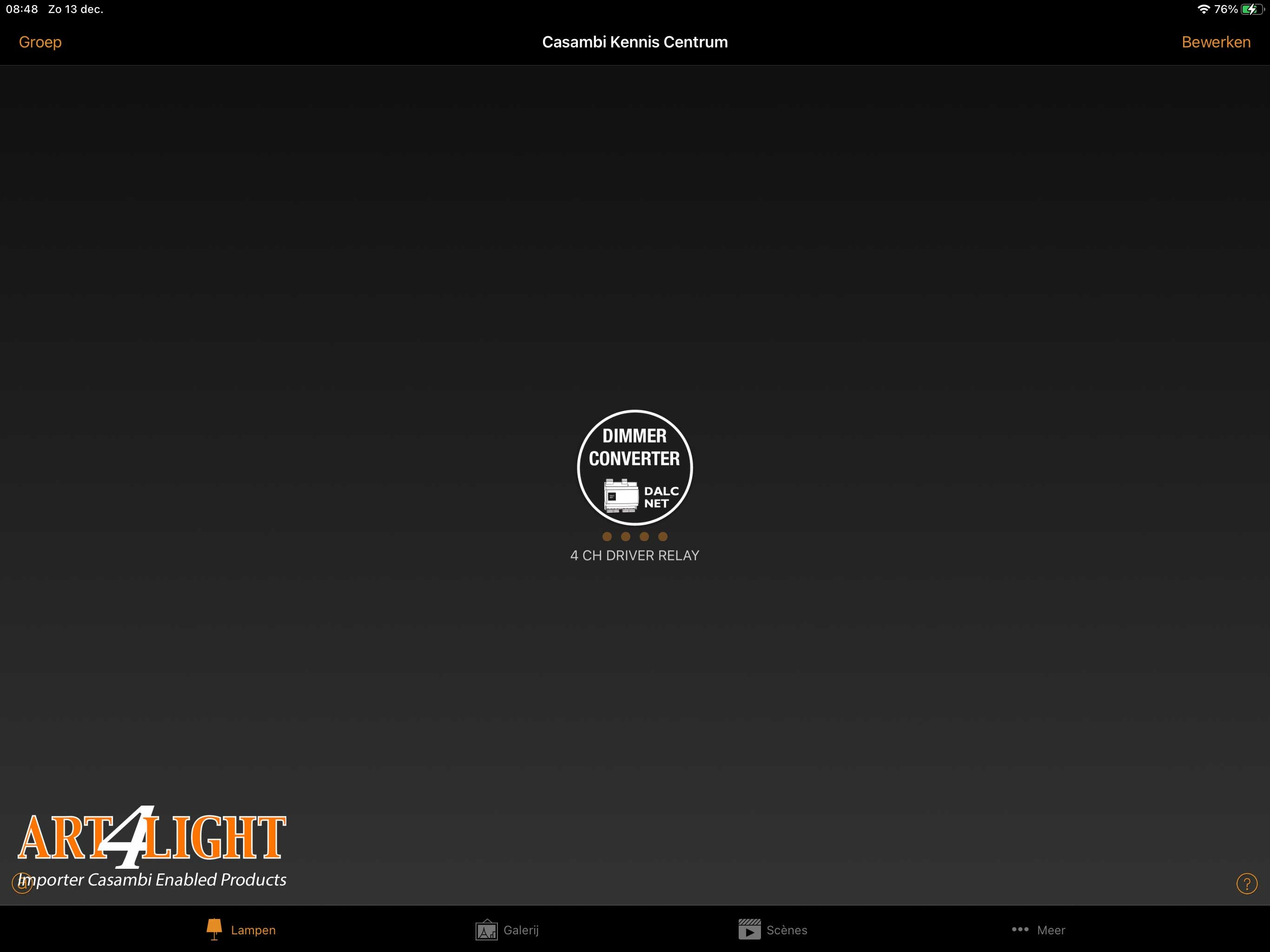 Casambi-APP-View-from-Dalcnet-ADC-1248-4CH