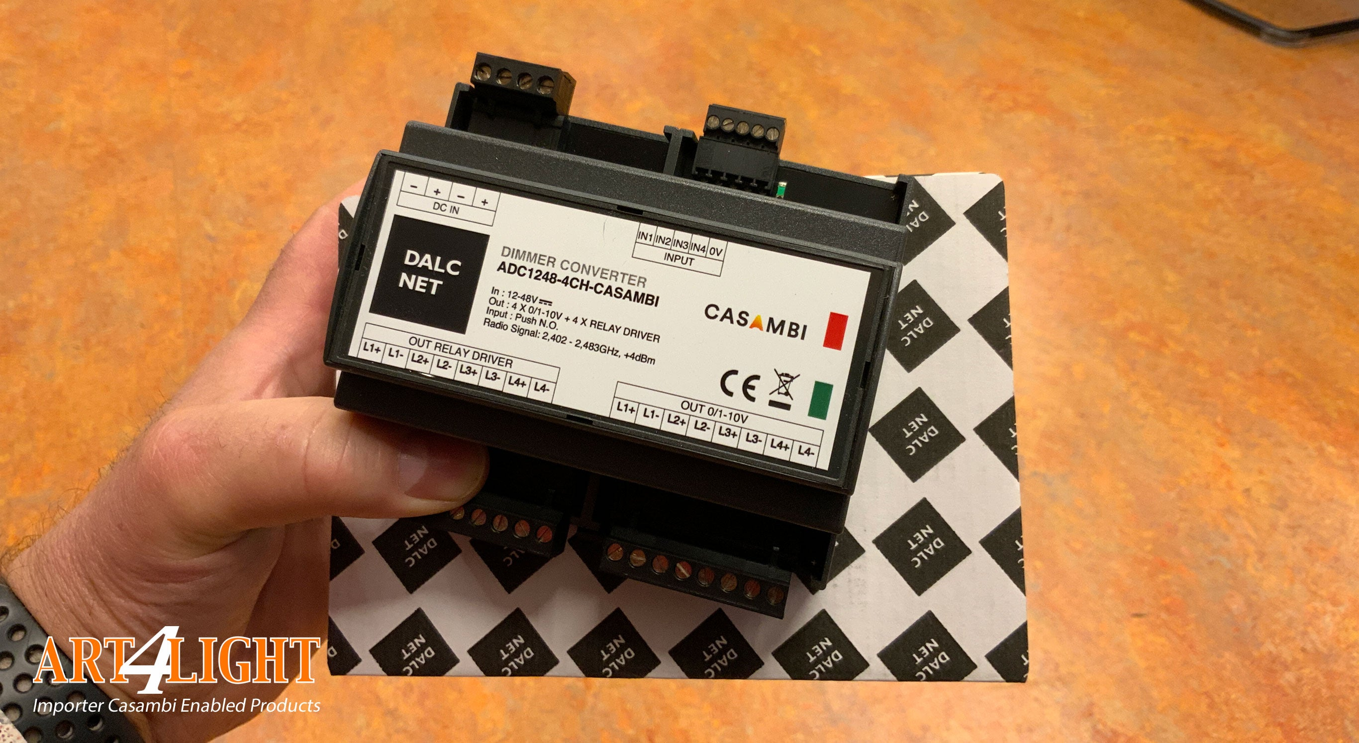 Dalcnet-Casambi-ADC-1248-4CH