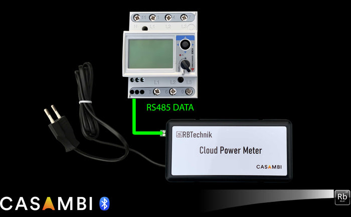 RB Technik Cloud Power meter 3ph line