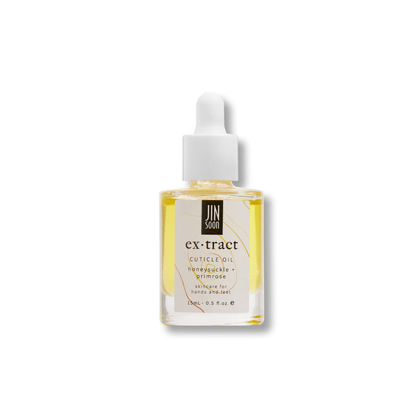 Ex·tract Honeysuckle + Primrose Cuticle Oil