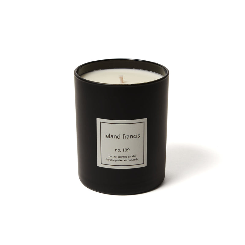 no 109 natural scented candle