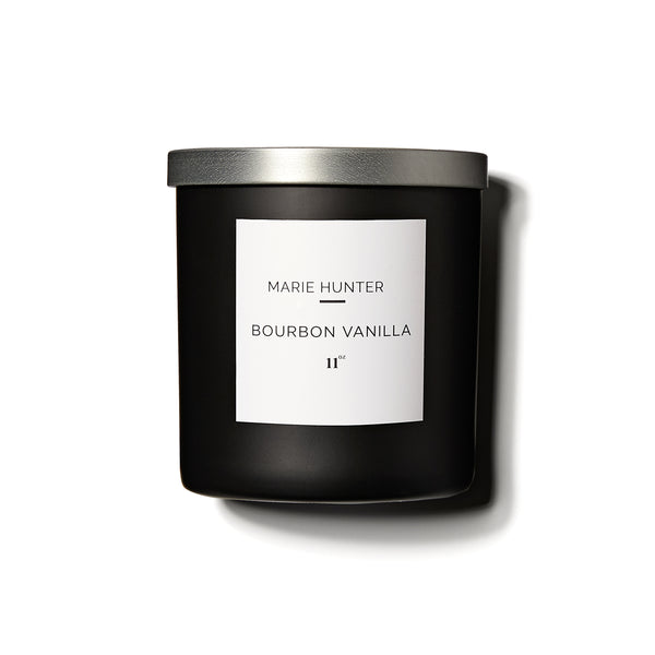 Bourbon Vanilla Signature Candle