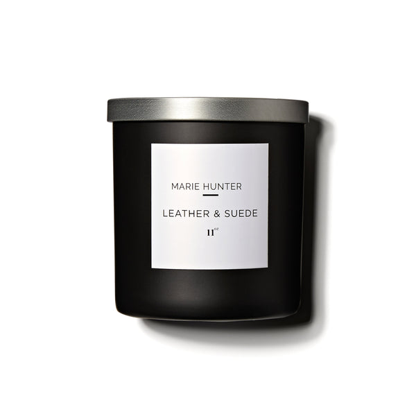 Leather & Suede Signature Candle